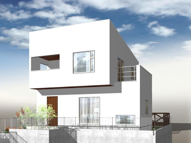 建築パース:ライフスタイルを形にしたいと考えるお客様へ、納得のいく設計案をご提供いたします。