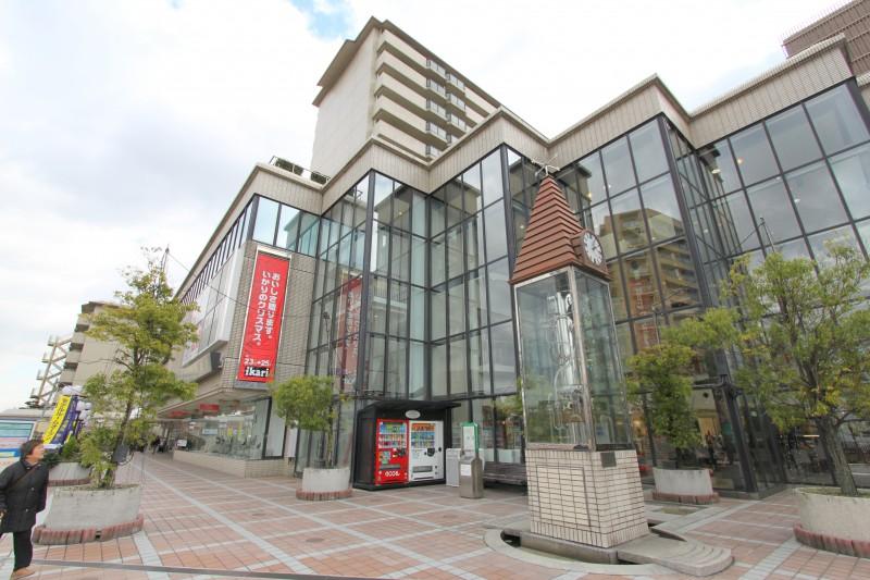 逆瀬川駅前商業施設:アピア