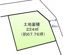 山本台2 1700万円
