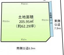 逆瀬台3 3300万円