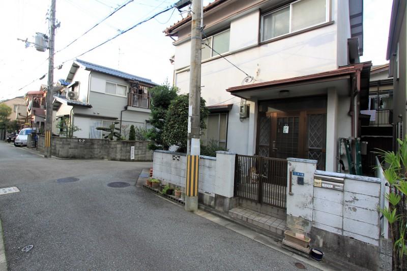 宝塚市口谷東1丁目 売地