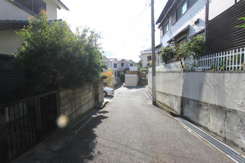 【周辺】閑静な住宅街です。