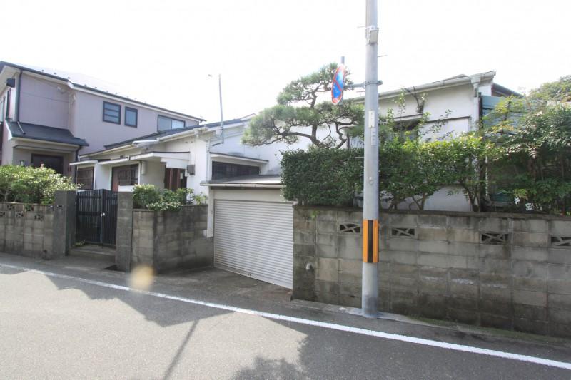 【物件正面】阪急「稲野」駅徒歩9分